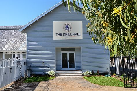 The Drill Hall Studio, North Ward, Australia