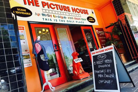 The Picture House Gallery & Bookshop, Gunning, Australia