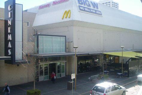 Westfield Woden, Phillip, Australia