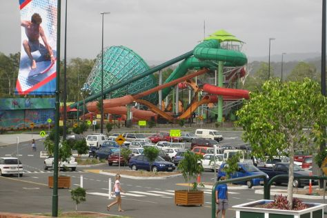 WhiteWater World, Coomera, Australia