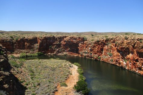 Yardie Creek, Exmouth, Australia