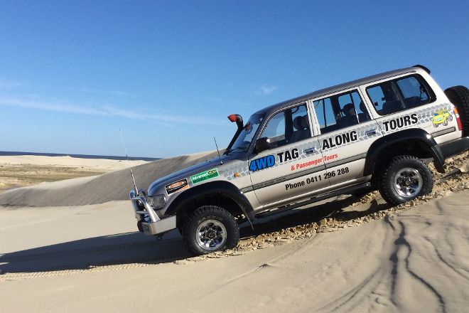 4WD Tag-Along & Passenger Tours, Port Stephens, Australia