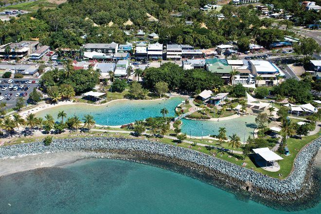 Airlie Beach Lagoon, Airlie Beach, Australia