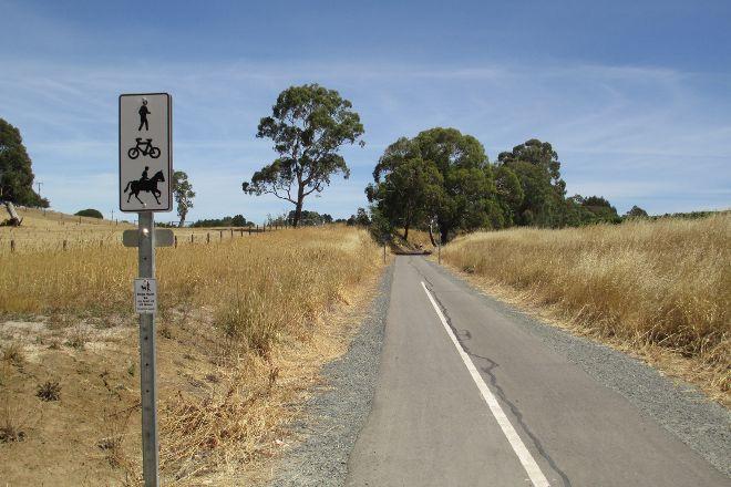 Amy Gillett Bikeway, Oakbank, Australia