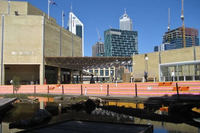 Art Gallery of Western Australia, Perth, Australia