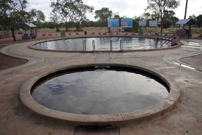 Artesian Baths, Lightning Ridge, Australia