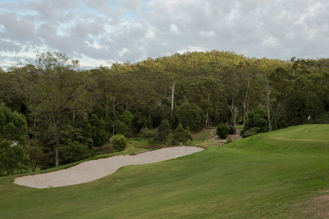 Ashgrove Golf Club, Brisbane, Australia
