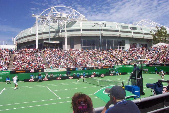 Australian Open, Melbourne, Australia