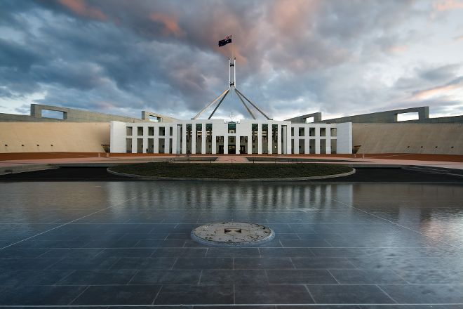 Parliament of Australia, Canberra, Australia