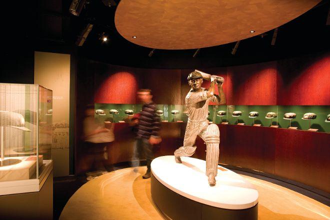 Australian Sports Museum, Melbourne, Australia