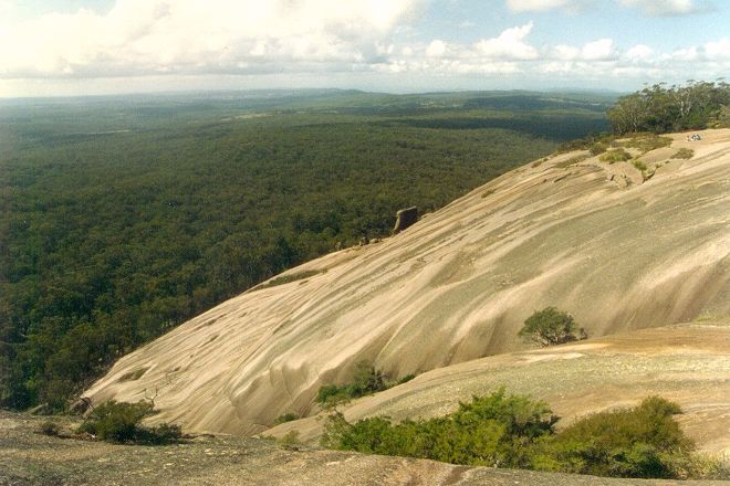 Bald Rock National Park, Tenterfield, Australia