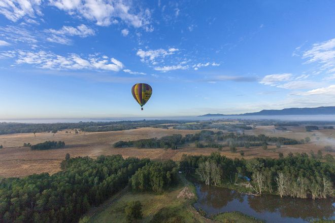 Balloon Aloft Hunter Valley Day Tours, Pokolbin, Australia