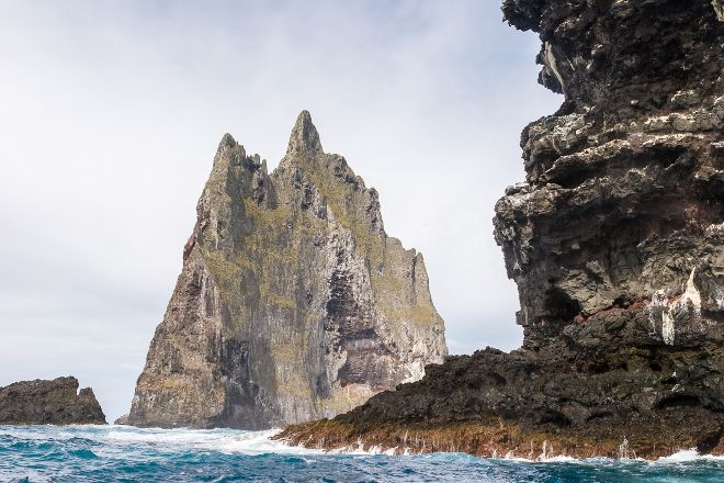 Ball's Pyramid, Lord Howe Island, Australia