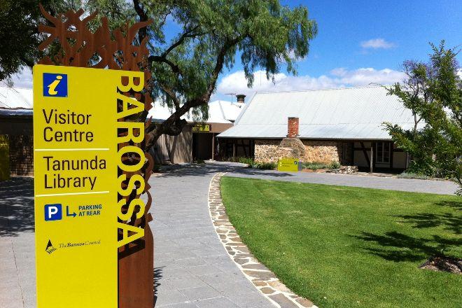 Barossa Visitor Centre, Tanunda, Australia