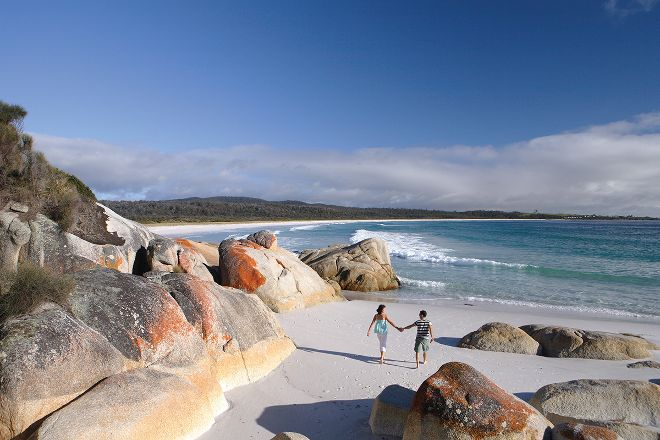 Bay of Fires Conservation Area, Mount William National Park, Australia