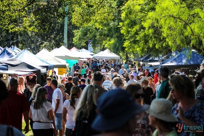 Bellingen Community Markets, Bellingen, Australia