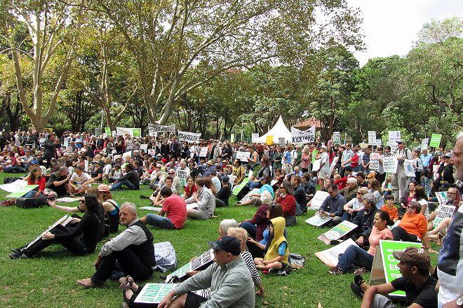 Belmore Park, Sydney, Australia