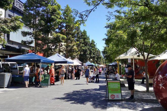 Bendigo Community Farmers Market, Bendigo, Australia