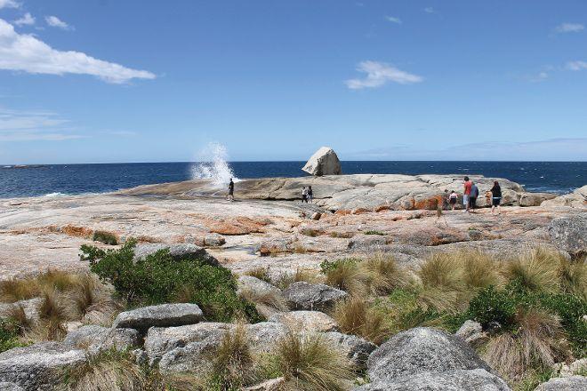 Bicheno Blowhole, Bicheno, Australia