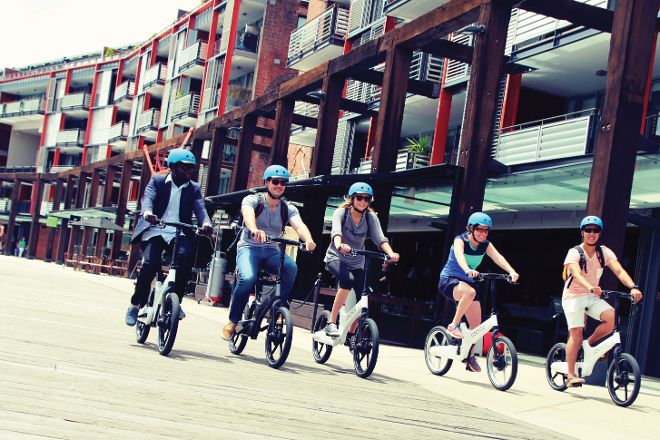 BlueBananas Electric Bike Tours, Sydney, Australia
