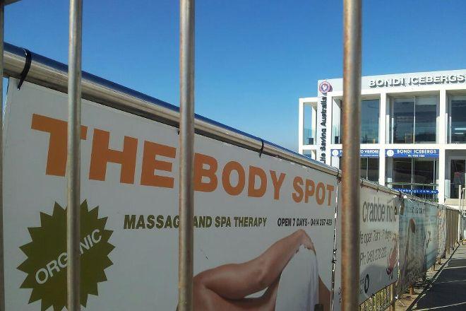 Body Spot Massage at Bondi Icebergs, Bondi, Australia