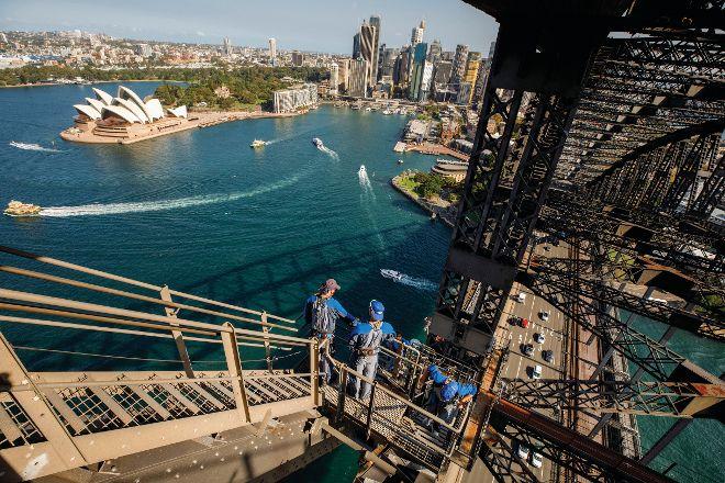 BridgeClimb, Sydney, Australia