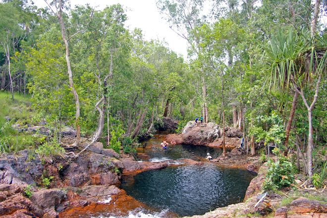 Buley Rockhole, Litchfield National Park, Australia