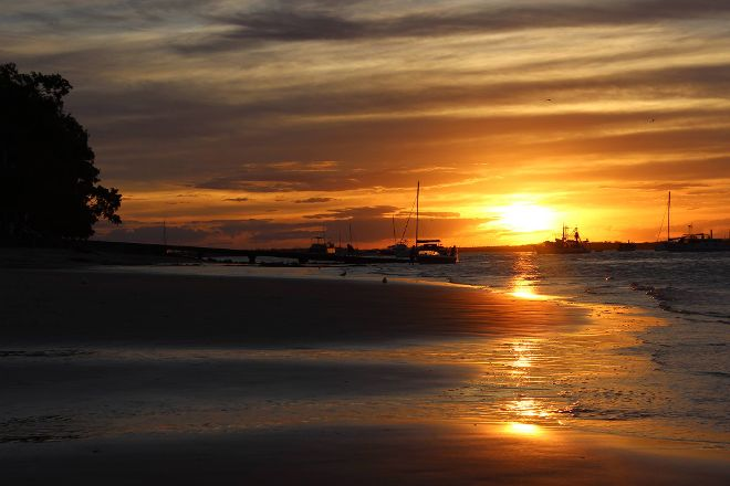 Burrum Heads Beach, Burrum Heads, Australia