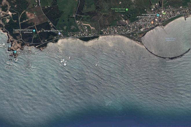 Cape Northumberland, Port MacDonnell, Australia