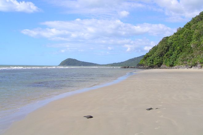 Cape Tribulation Beach, Cape Tribulation, Australia