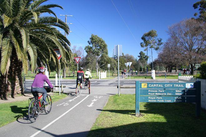Capital City Trail, Melbourne, Australia