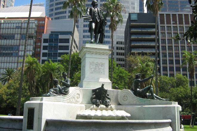 Captain Arthur Phillip R.N., Sydney, Australia
