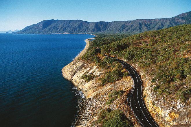 Captain Cook Highway Rock Stacks, Cairns, Australia