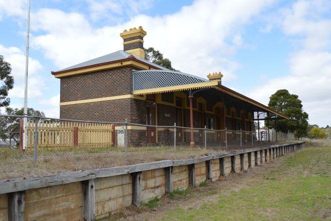 Casterton Railway Station, Casterton, Australia