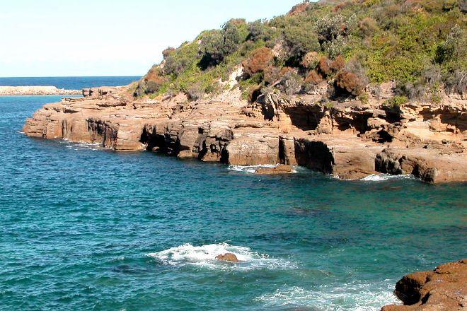 Caves Beach, Swansea, Australia