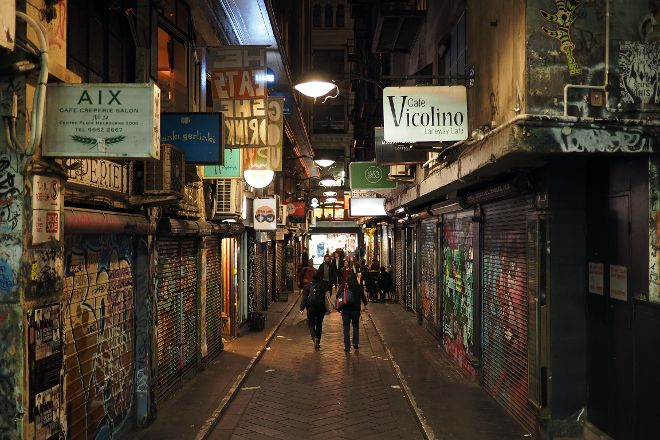 Centre Place, Melbourne, Australia