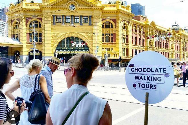 Chocolate Walking Tours, Melbourne, Australia