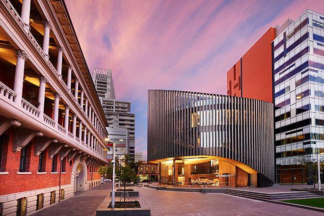 City of Perth Library, Perth, Australia