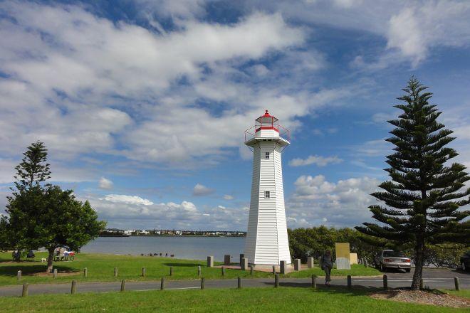 Cleveland Point Light, Cleveland, Australia