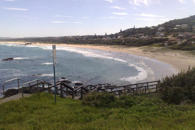 Coastal walk, Port Macquarie, Australia