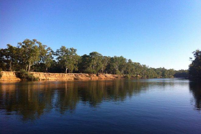Cobba Paddleboat, Cobram, Australia