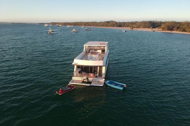Coomera Houseboat Holidays, Coomera, Australia