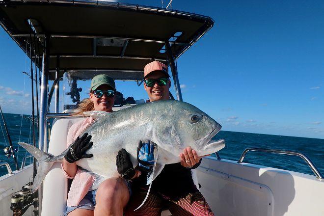Coral Sea Sportfishing Safaris, Cairns, Australia