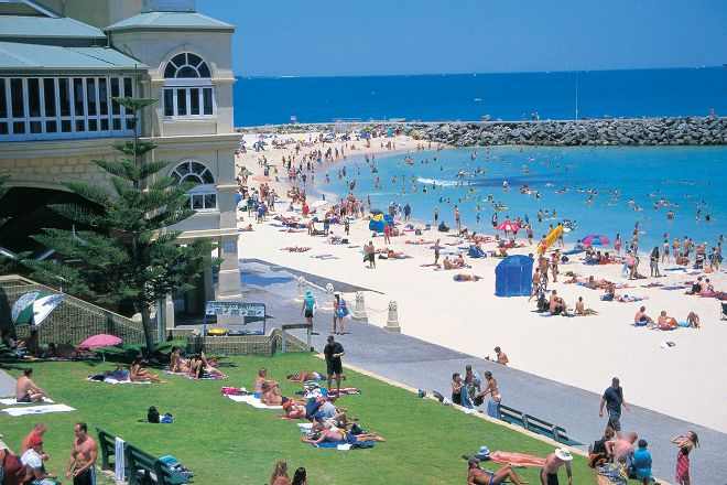 Cottesloe Beach, Cottesloe, Australia