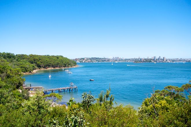 Cremorne Point to Mosman Bay Walk, Sydney, Australia