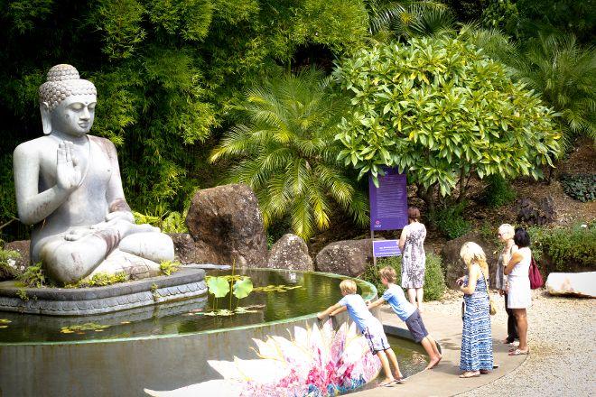 Crystal Castle & Shambhala Gardens, Mullumbimby, Australia