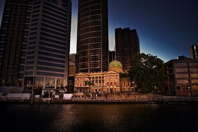 Customs House, Brisbane, Australia
