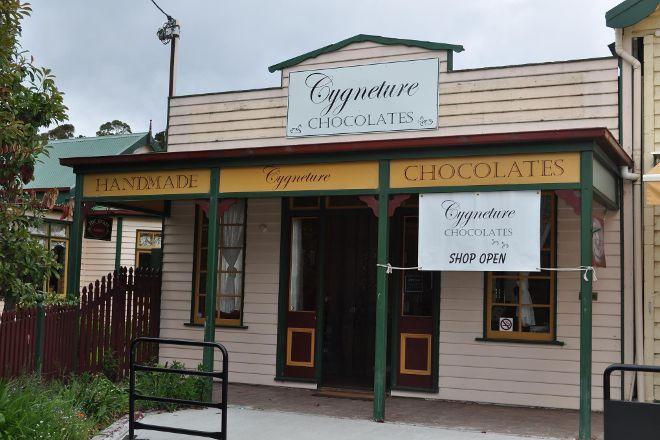 Cygneture Chocolates, Cygnet, Australia