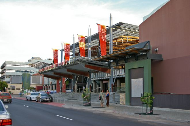 Darwin Entertainment Centre, Darwin, Australia