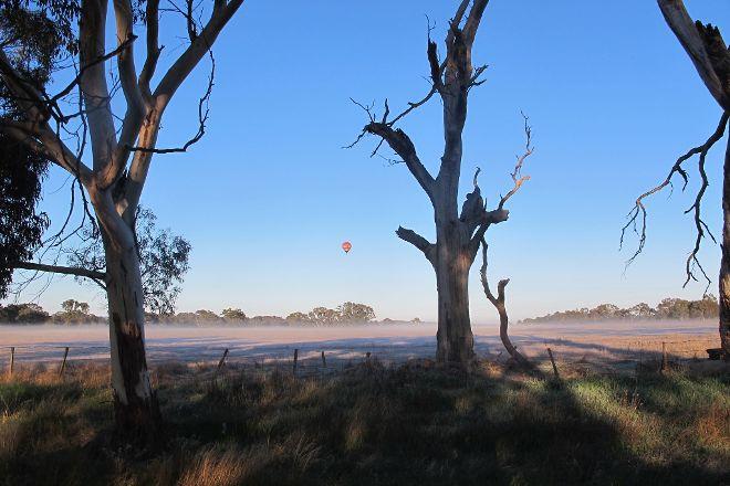 Daylesford Ballooning, Daylesford, Australia